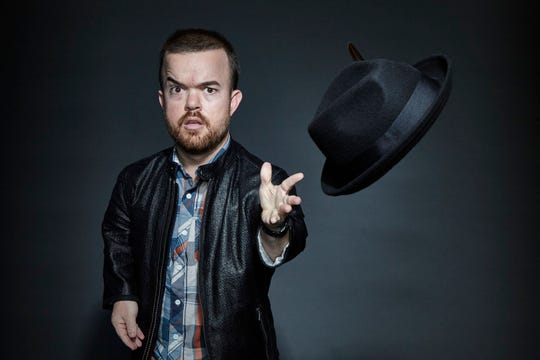 """""""A bad joke can certainly steer people in the opposite direction where it reignites some pain or trauma they've had in their lives.,"""" says Brad Williams, who will be performing at Spotlight 29 in Coachella, Calif. on February 22."""