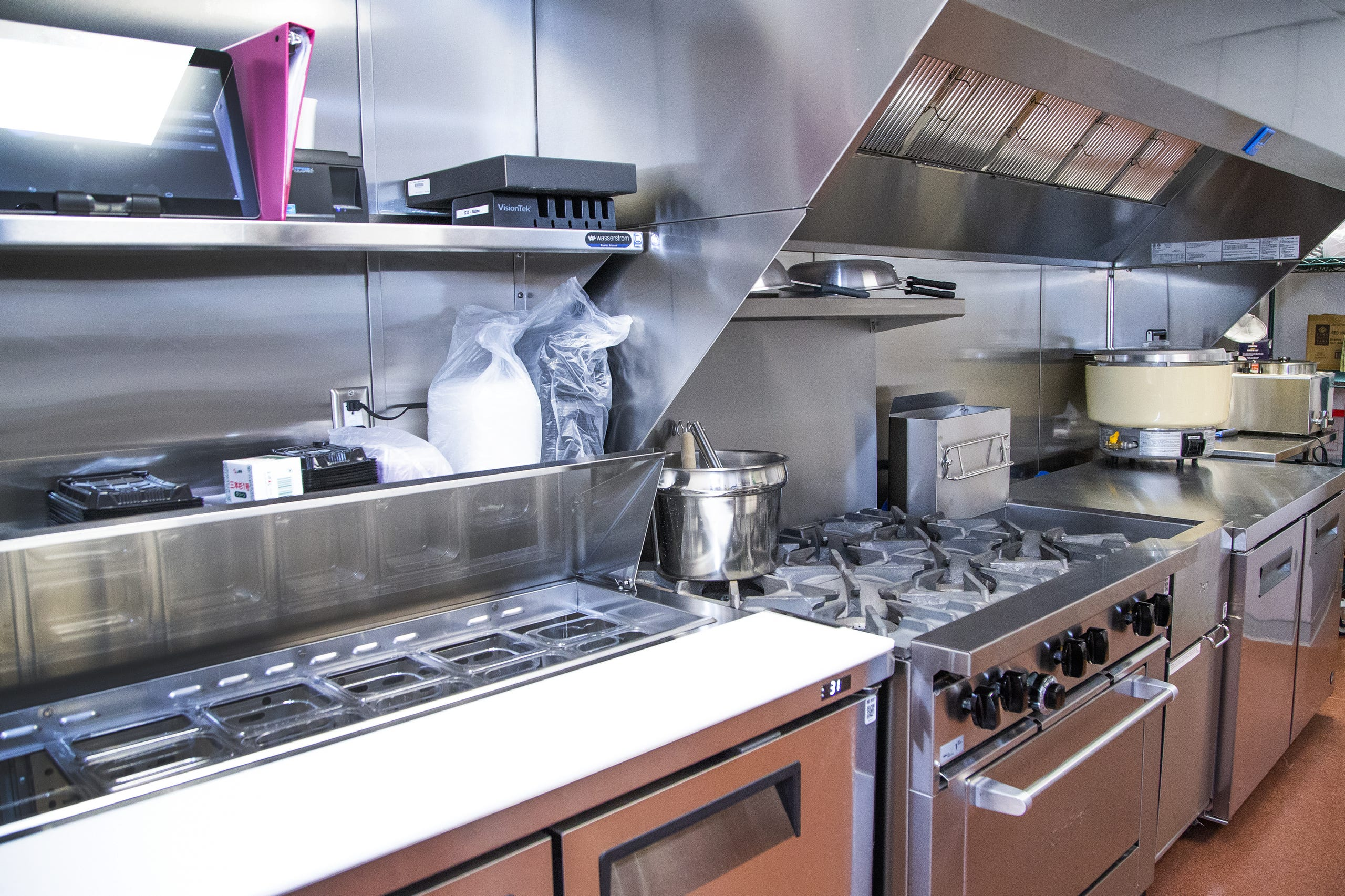 Look inside Kitchen United Mix, a