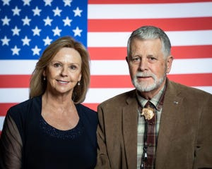 Carl and Marsha Mueller of Prescott are scheduled to speak during Wednesday's Republican National Convention festivities. Their daughter, Kayla, was captured by ISIS in Syria, then held captive, tortured and killed in 2015.