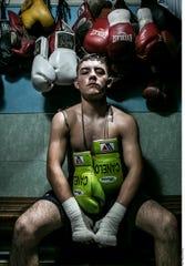 Johansen Álvarez Suárez es deportista desde la cuna, pero no comenzó con el box, sino con fútbol.