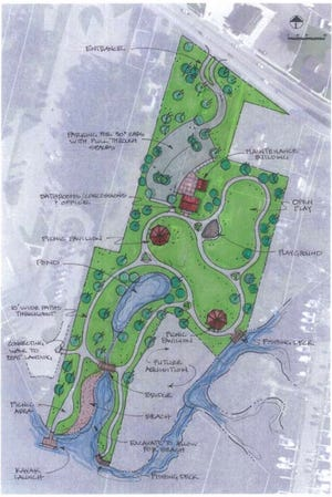 A $1.4 million grant from the Michigan Natural Resources Trust Fund is set to help fund a planned park in Clay Township.