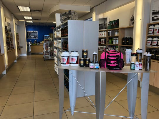 Maximus Nutrition opened new location at 4467 Sunset Drive in the former Complete Health building.