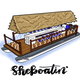 Pedal tavern boat, Sheboatin', plans to make debut on Elkhart Lake this June.