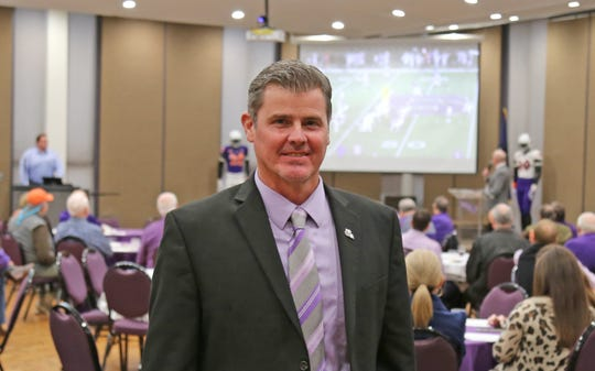 Northwestern State head football coach Brad Laird introduced his latest group of signees on Wednesday.