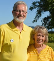 Jerry and Patty Wetterling in July 2019.