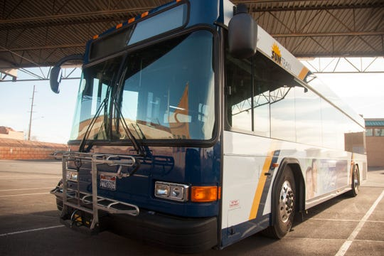 SunTran will offer free rides for a three-month period in hopes of attracting new riders Wednesday, Feb. 5, 2020.