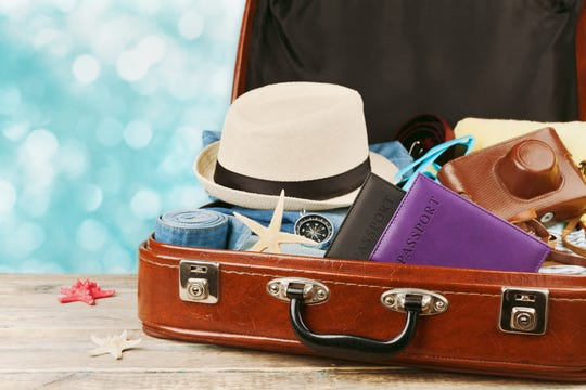 Start packing early based on the activities you have planned and the items you'll need to do them.