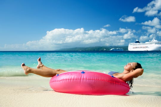 Relax, rejoice and see the world on your next cruise.