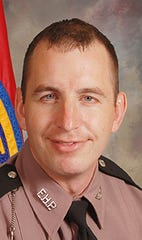 Joseph Bullock, 42, died Feb. 5, 2020. A Florida Highway Patrol trooper for two decades, he was shot on Interstate 95 near Palm City while assisting a man in a disabled car. A tow truck driver witnessed the shooting and an off-duty Riviera Beach police officer, who just happened to be passing by, shot and killed the suspect.