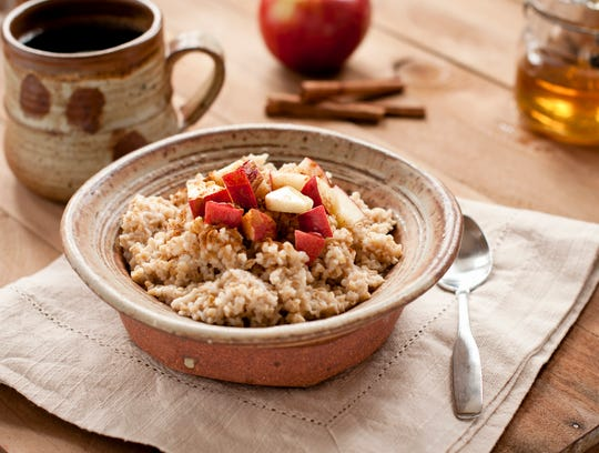 Overnight oats not only help boost heart health, they're also easier to make than traditional oatmeal.