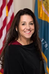 Rep. Andria Bennett represents the 32nd Representative District in Delaware, which covers South Dover and Magnolia.