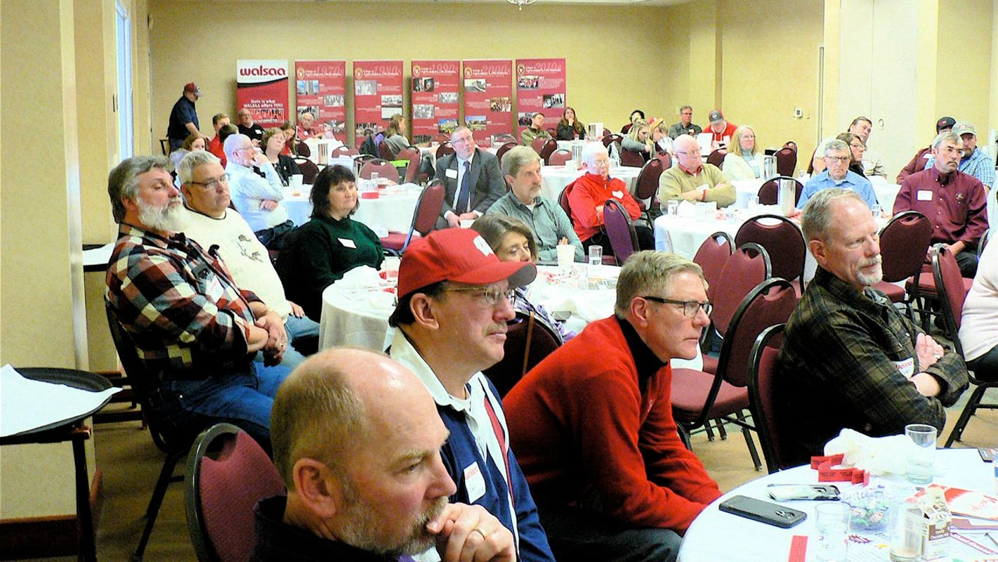 Farm & Industry Short Course was answer for many farmers ...