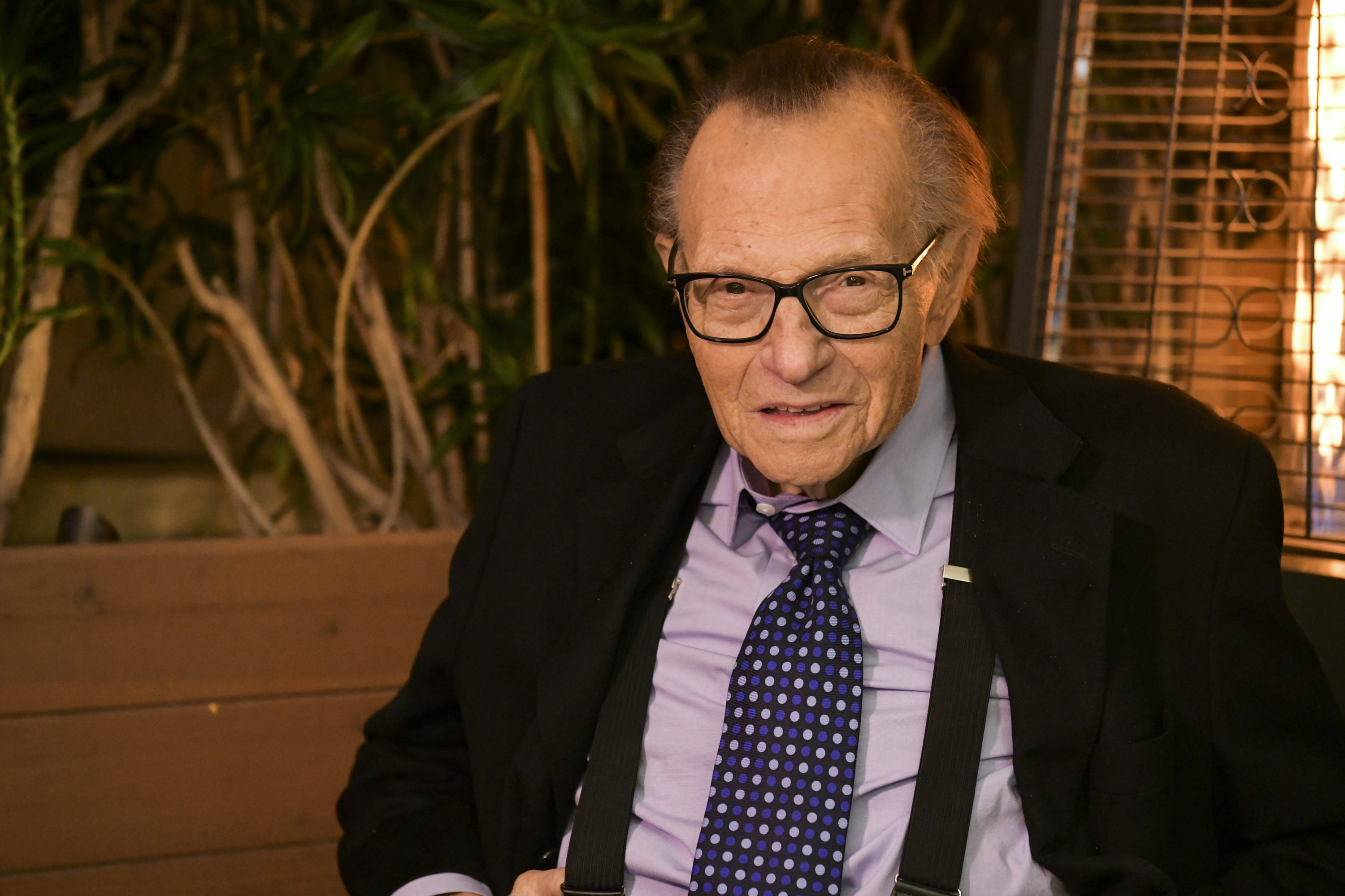 TV is less interesting without you : Andrew Cuomo, Oprah, Bill Clinton, more react to Larry King death