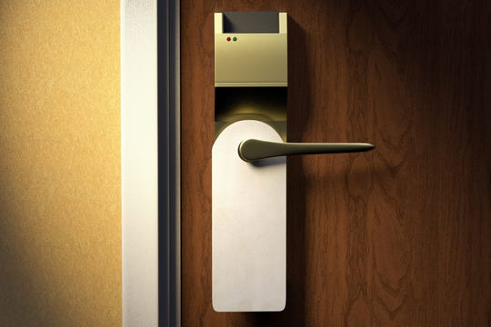 Door handles and light switches are used by everyone in your cabin, as well as housekeeping and anyone else visiting your room. Give them a good wipe down on Day 1; you might want to revisit the task later in the cruise, as well.