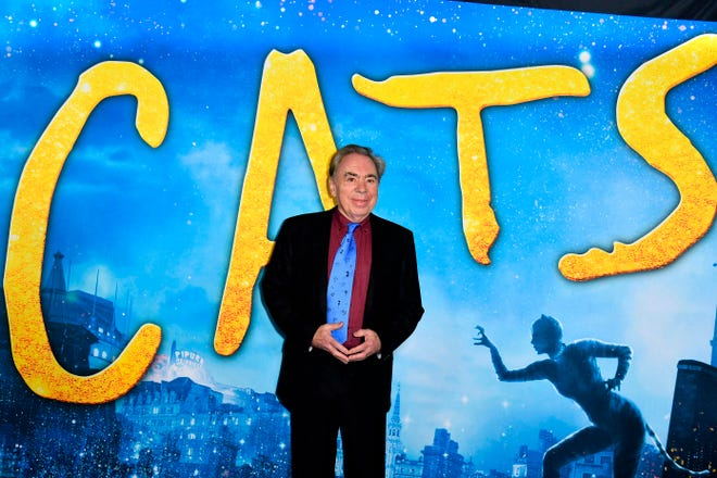 """English composer Andrew Lloyd Webber completed the EGOT alongside John Legend and Tim Ricewith an Emmy for """"Jesus Christ Superstar."""" He has earned several of his awards for his work with the musicals """"Evita,"""" """"Cats,"""" and """"The Phantom of the Opera."""""""