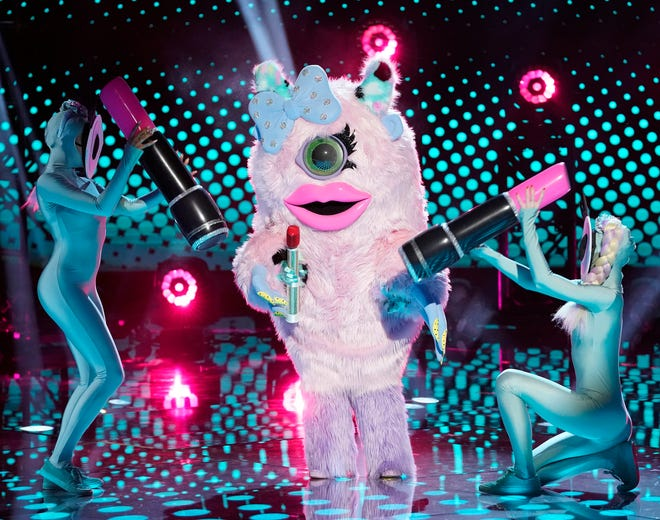 """The live tour for musical TV competition """"The Masked Singer"""" hits Nashville's Ryman Auditorium on June 22."""
