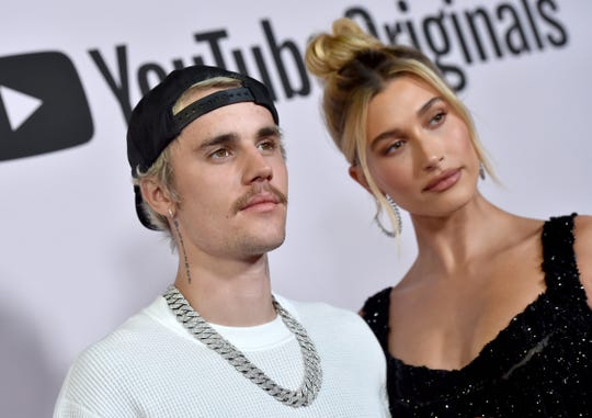 In the couple's first episode of the couple's Facebook Watch series, which premiered on Monday, Justin Bieber and Hailey Baldwin were open about their first breakup - and what helped them reunite and eventually marry.