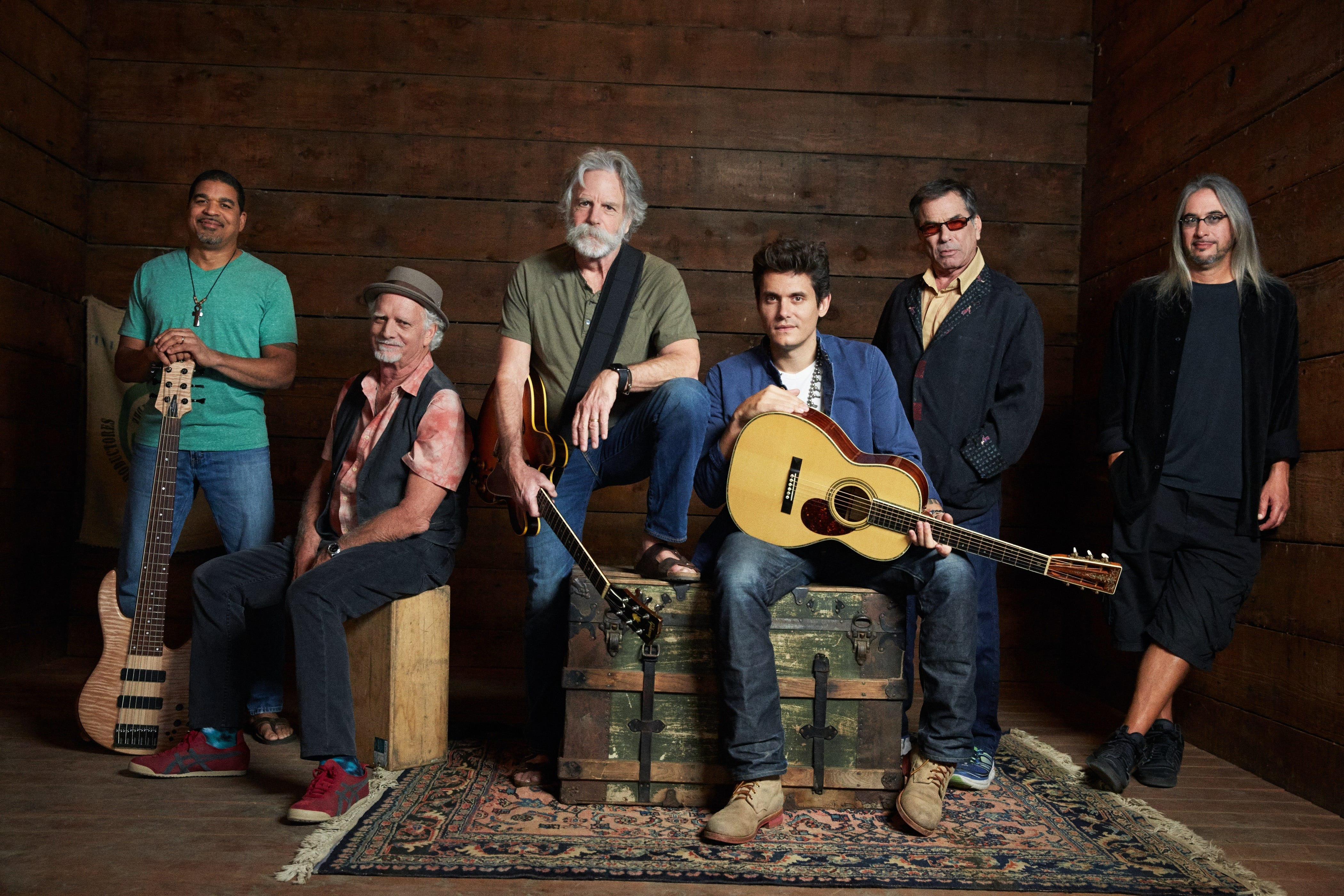 Dead and Company repeat Grateful Dead Woodstock set at Bethel Woods tour stop