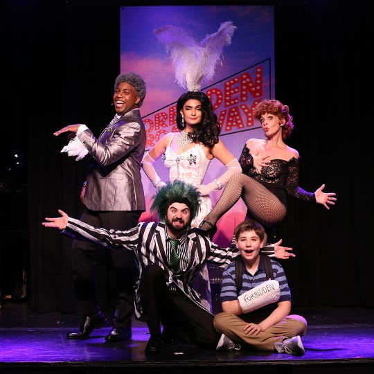 """Forbidden Broadway"" is one of this winter's Off-Broadway Week 2-for-1 participants."