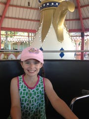 Take a ride on the teacups at Six Flags Great Adventure in Jackson.