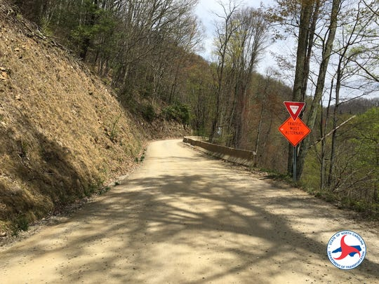 Cove Creek Road in Haywood County, the main route into Cataloochee in Great Smoky Mountains National Park, will close for three months starting Feb. 10 for repairs.