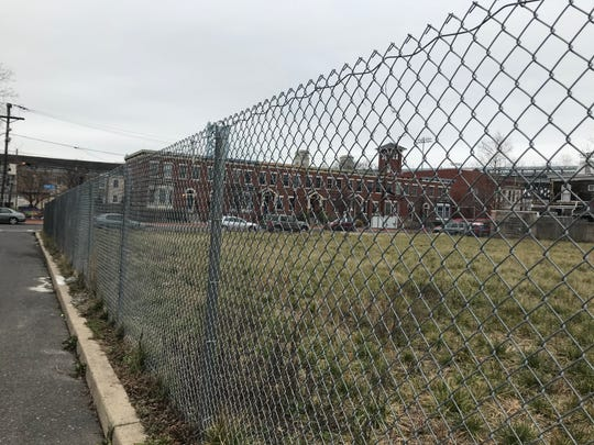 A Camden-based developer is planning 14 new homes in Cooper Grant along Front, Penn and Second streets.