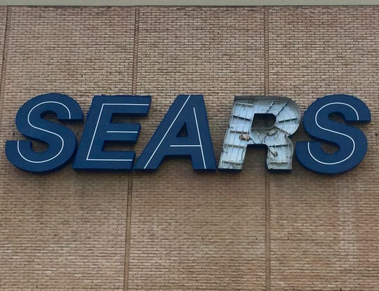 Sears is closing its store at Moorestown Mall.