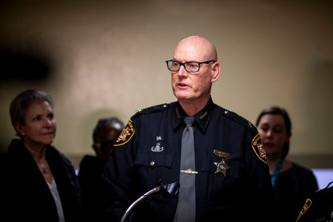 Hamilton County Sheriff Jim Neil.