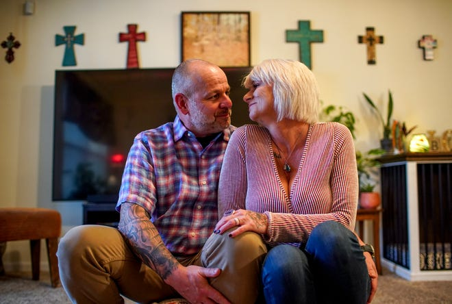 Bret and Susan Fenske will celebrate their 30th anniversary in October.