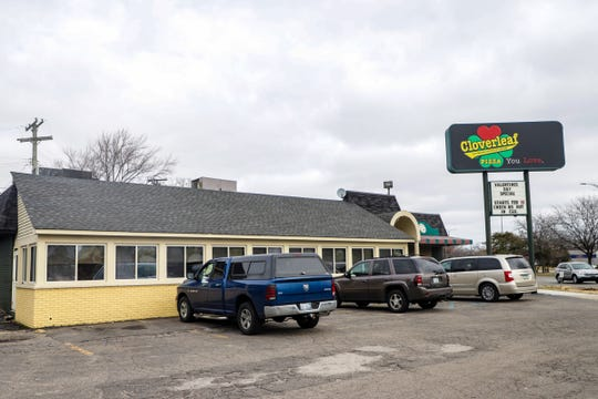 Cloverleaf Bar and Restaurant opened in east Detroit in 1946, now Eastpointe, Mich. photographed on Wednesday, Feb. 5, 2020.