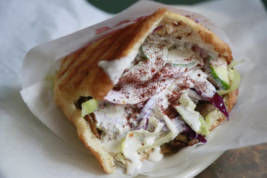 Balkan House in Hamtramck is the only restaurant in southeast Michigan that serves a Berlin-style doner kebab.