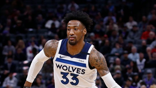 Forward Robert Covington is joining the Rockets as part of a four-team trade.