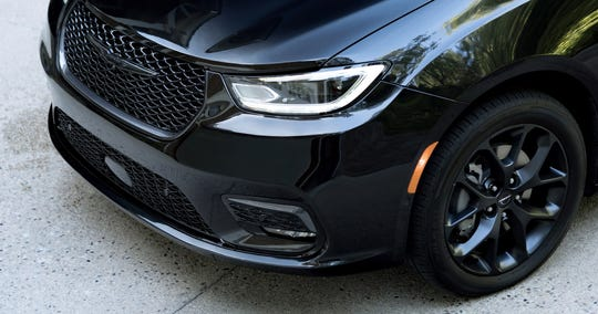 LED lights are part of 14 new-as-standard safety features for the 2021 Chrysler Pacifica lineup, which has the most standard safety features in the industry.