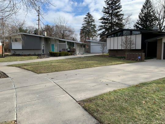 Plumbrooke Estates in Southfield is one of two subdivisions in the city that have been named to the National Register of Historic Places for its mid-century modern design.