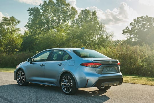 For the hybrid version, the 2020 Toyota Corolla offers 52 mpg combined fuel economy.