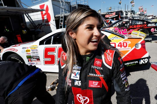 Hailie Deegan's stock car debut at Daytona comes Saturday in ARCA's season-opening race, the kickoff event of Speedweeks.
