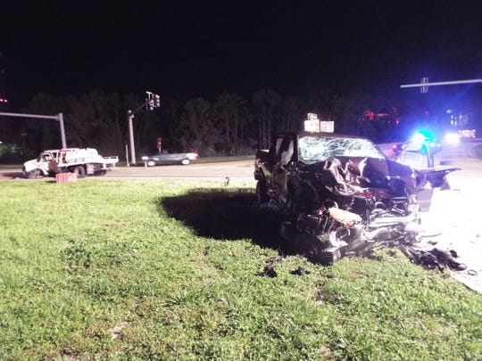 An extensive 7-month investigation by The Fort Myers Police Department's Traffic Homicide Unit led to the arrest of 38-year-old Adam Thomas Walker of Dover, Florida.  The arrest stemmed from a fatal crash in July 2019.