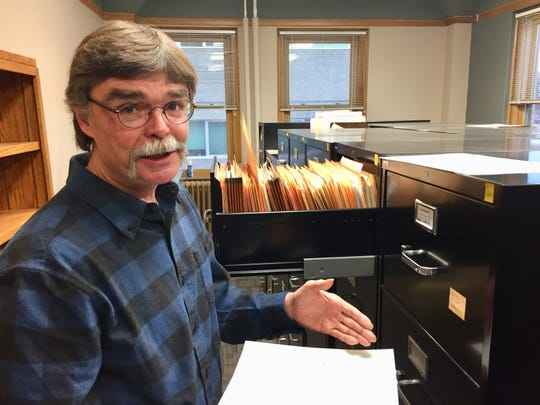 John Boughton, national register coordinator for the state of Montana Historic Preservation Office.