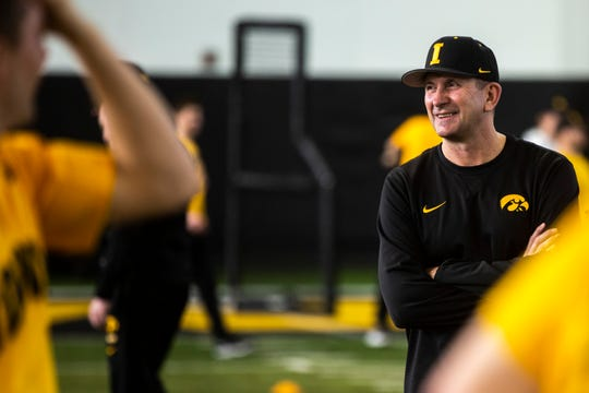Iowa baseball's Rick Heller is among the many coaches who have more questions than answers when it comes to the future eligibility of his senior players.