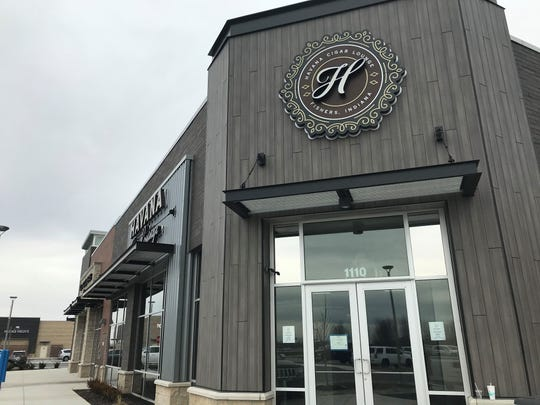 Havana Cigar Lounge at The Yard at Fishers District was supposed to open March 23, 2020, but a week before Indiana leaders shuttered restaurants due to the coronavirus pandemic.