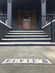The Jackson-native remembers growing up in the kitchen with his parents and siblings. Hunter Evans will open Elvie's in Belhaven in February 2020.