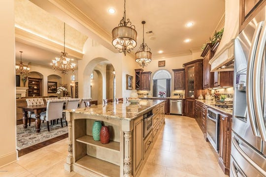 This south Lafayette mansion will never cramp ones style or need for space. With 4,499 square feet and a spa-like master bathroom, this home is sure to surpass expectations. This home is on the market for $1,125,000, located on a 1.24 acre lot.