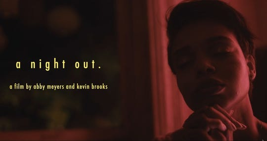 """""""A Night Out"""" starring Rosalyn R. Ross  won the 2019 Memphis Film Prize."""