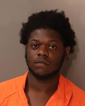 Henry Hall was charged with first-degree robbery.