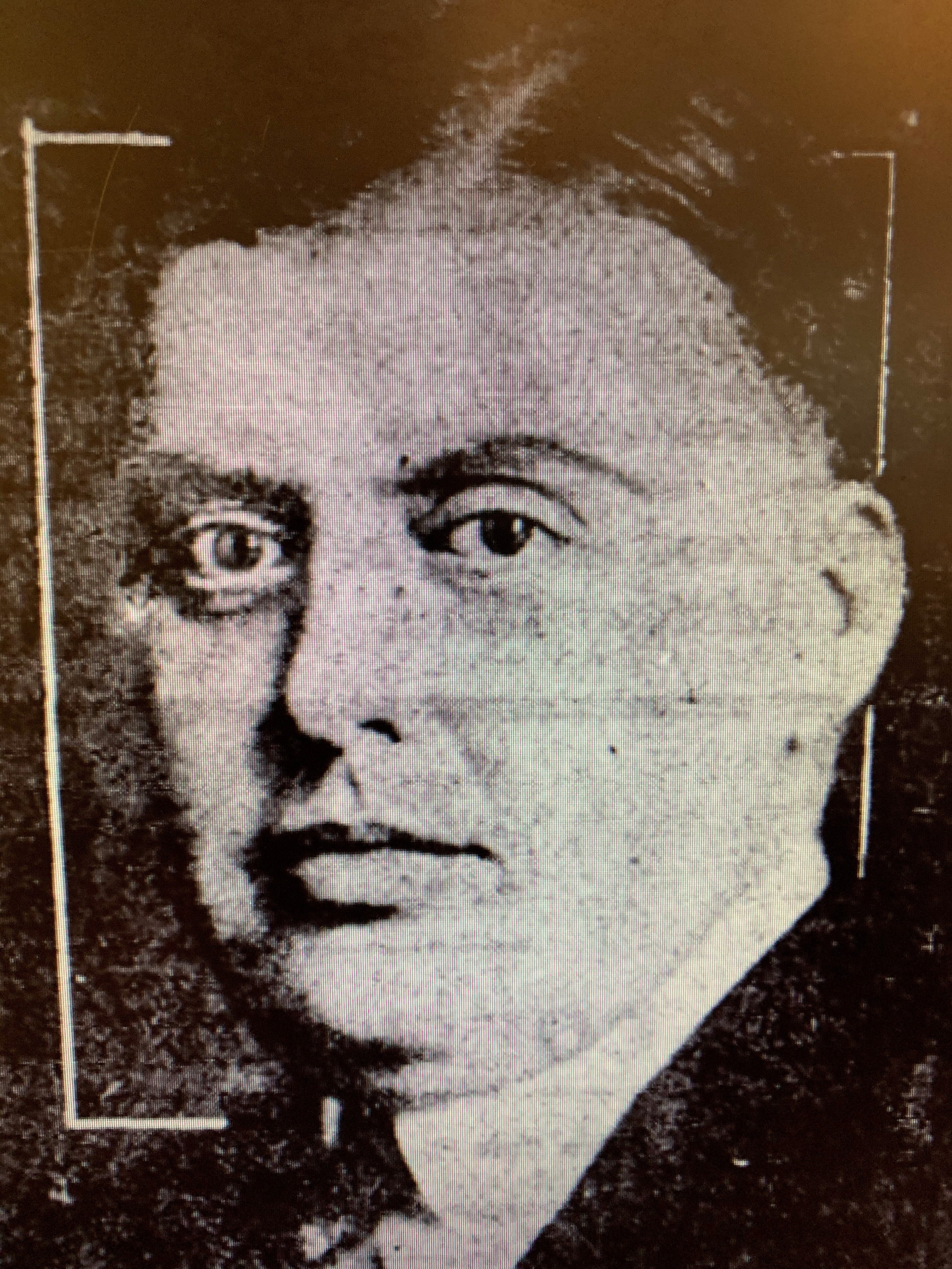 Ansel Wold as seen in the January 24, 1926 issue of the Baltimore Sun. Wold was executive clerk of Congress' Joint Committee on Printing, and oversaw a major revision of the Biographical Directory of the American Congress, published in 1928.
