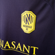 Nashville SC will play in navy blue as its secondary uniform during the 2020 MLS season. Feb. 5, 2019