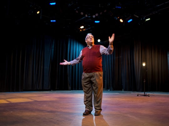 Dennis Kohler has been acting on Weathervane Playhouse's stage since 1974. Some of his favorite roles have been from a Fiddler on the Roof and most recently A Christmas Carol.
