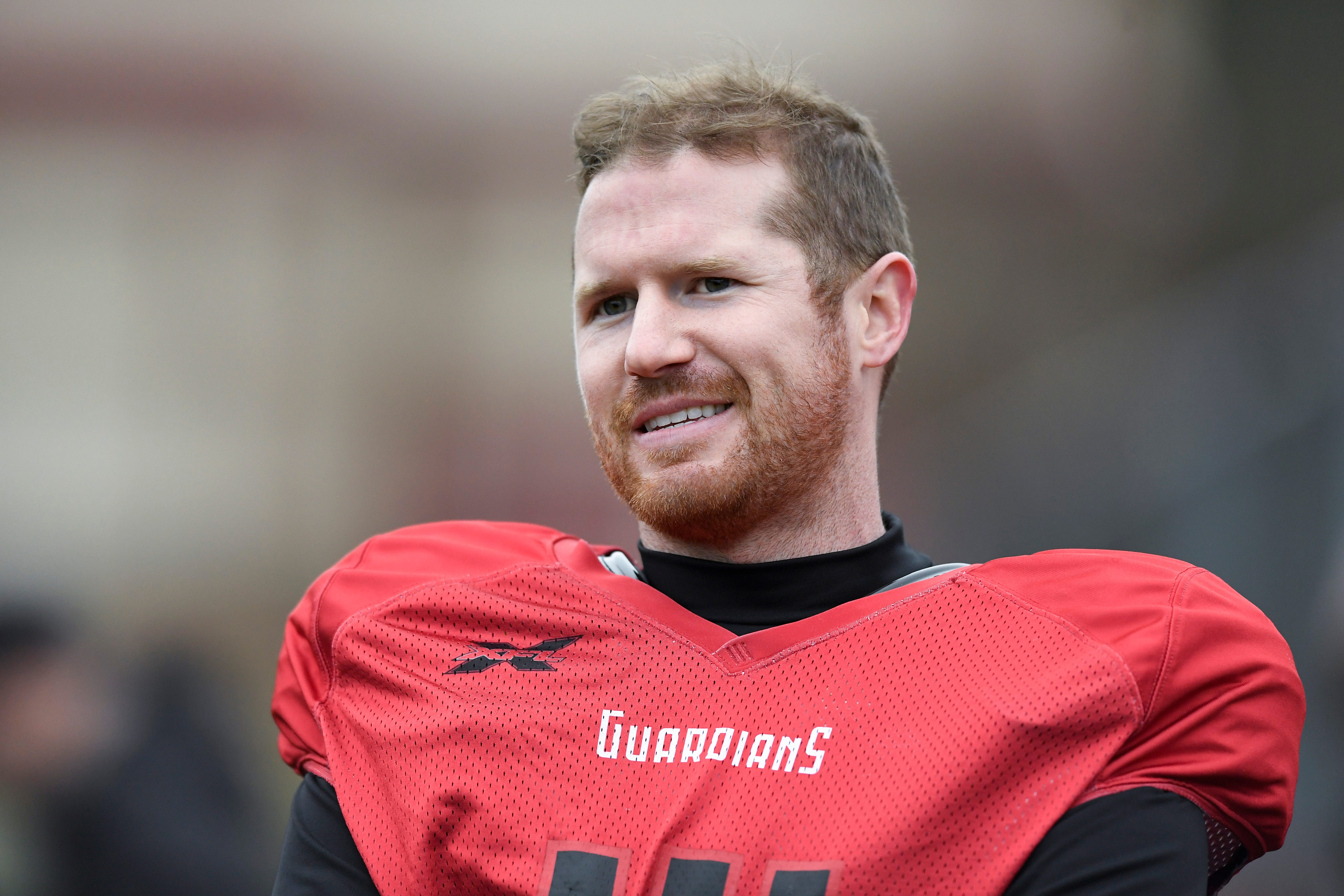 What Guardians QB Matt McGloin missed about football prior to XFL