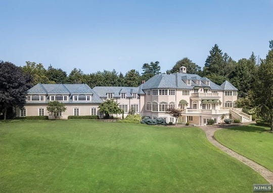 116 E. Saddle River Road in Saddle River, also known as Mill Pond, is a 14-acre estate selling for $11.5 million.