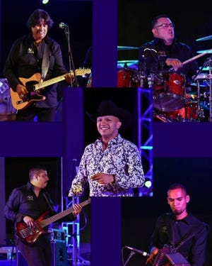 Top left: Jeff Segreto, top right; Frank Lujan; center, Karlos Saucedo; bottom left, Noel Torres and bottom right Robert Renteria.